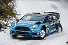 WRC ØStberg on course for Swedish podium