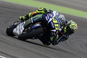 MotoGP Breaking news Rossi targets podium, doubts Marquez can be beaten