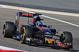 Formula 1 Qualifying report Toro Rosso's  Verstappen is top 10 on qualifying for the Bahrain GP