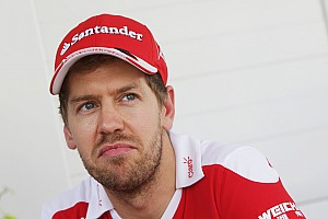 Formula 1 Special feature Vettel believes racing must retain danger element
