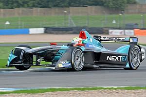 Formula E Preview NextEV Formula E Team ahead of Hong Kong
