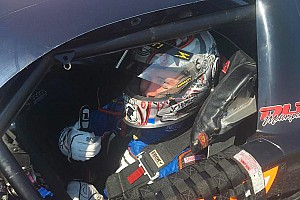 NASCAR XFINITY Breaking news Tifft back behind the wheel after undergoing brain surgery