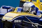 Formula E London ePrix: Prost leads, Frijns shunts in first practice