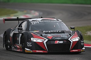 Blancpain Endurance Race report Back to the podium as the Team WRT takes 2nd at Silverstone