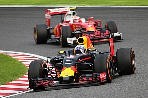 Formula 1 Breaking news Ricciardo expects Ferrari to come on strong in Austin
