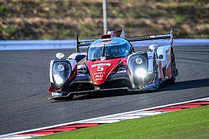 WEC Practice report Fuji WEC: Toyota leads the way in final practice