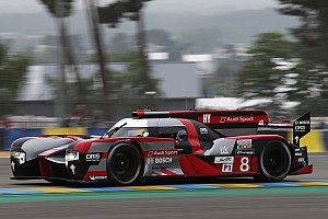 Le Mans Breaking news Test Day pacesetter di Grassi says Le Mans