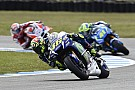 MotoGP Rossi calls on Yamaha to improve late-race pace