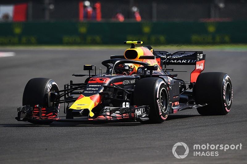 Fórmula 1: Red Bull domina primera práctica del Gran Premio de México