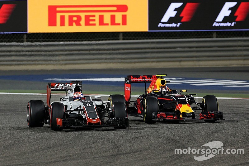 Haas competitiveness a good thing for F1, says Horner