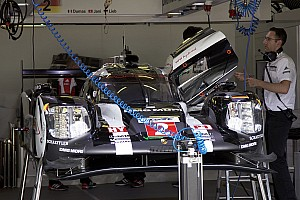 WEC Breaking news Revealed: Wraps come off Porsche's new-look LMP1 aero kit