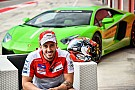 GT Dovizioso passe de Ducati à Lamborghini pour le Super Trofeo