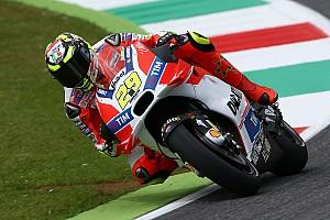 MotoGP Practice report Mugello MotoGP: Iannone blitzes the field in second practice