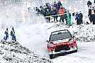 WRC Abu Dhabi Total WRT enjoys a final flourish at Rally Sweden