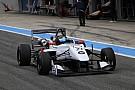 Euroformula Open 梁嘉彤参加欧洲F3公开赛官方测试