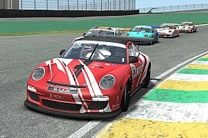 Videogames Special feature Live sim racing: SRVN Porsche Cup op de Red Bull Ring