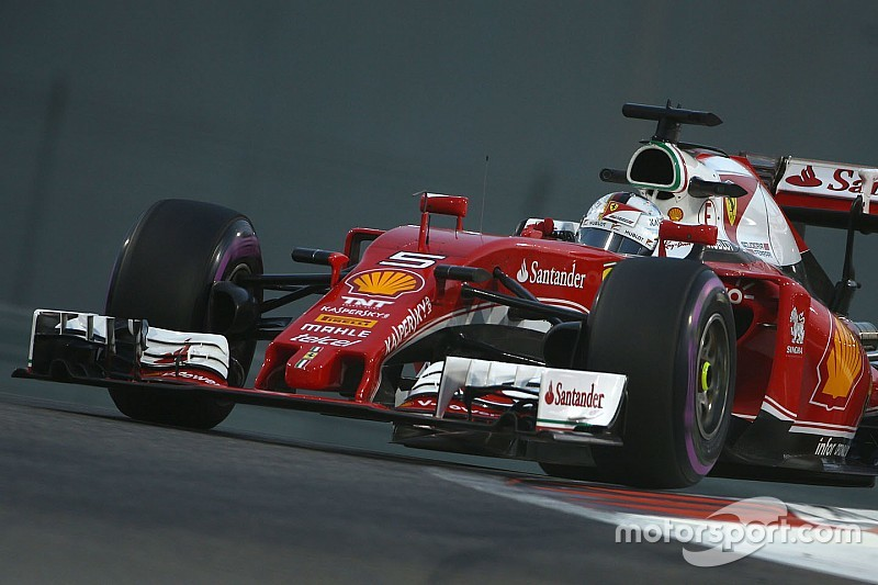 Abu Dhabi GP: Vettel tops FP3, Mercedes out of top three