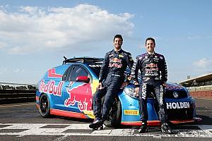 V8 Supercars Breaking news Ricciardo drives Triple Eight-built V8 Supercar