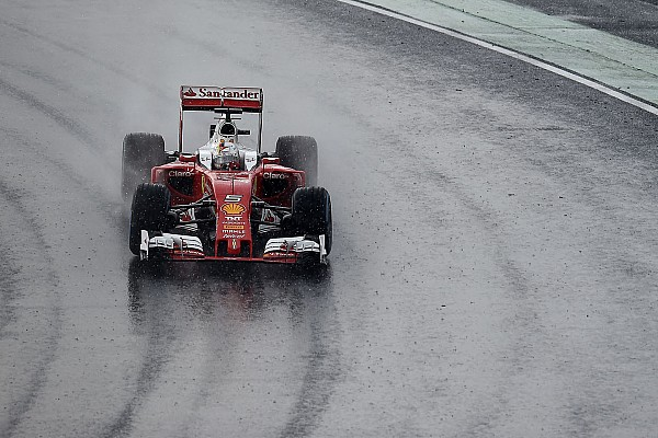 Formula 1 Vettel first to test Pirelli's wider 2017 tyres
