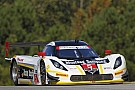 Track break-up blights Petit Le Mans at half-distance