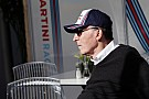Frank Williams recovering from pneumonia