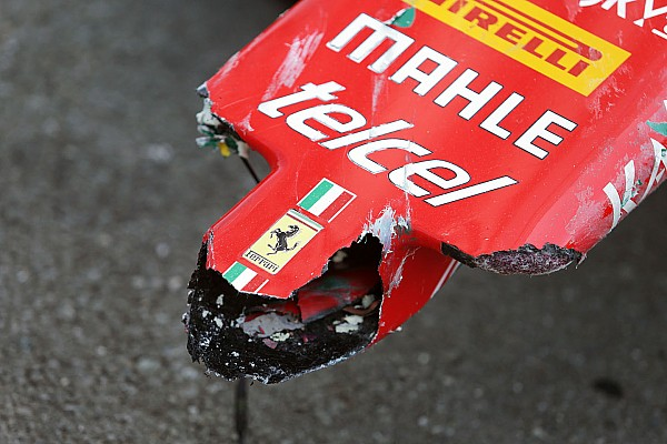 Formula 1 Breaking news Marchionne: It breaks my soul to see Ferrari suffering