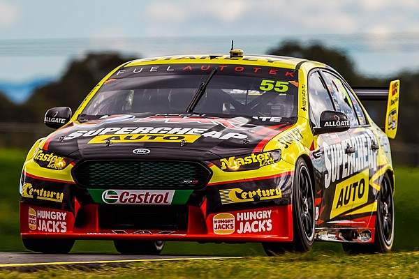 Supercars Sydney Supercars: Mostert tops qualifying again