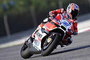 """MotoGP Breaking news Stoner: """"I didn't expect to be comfortable so fast"""""""