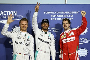 Formula 1 Qualifying report Bahrain GP: Hamilton on pole as qualifying disappoints again