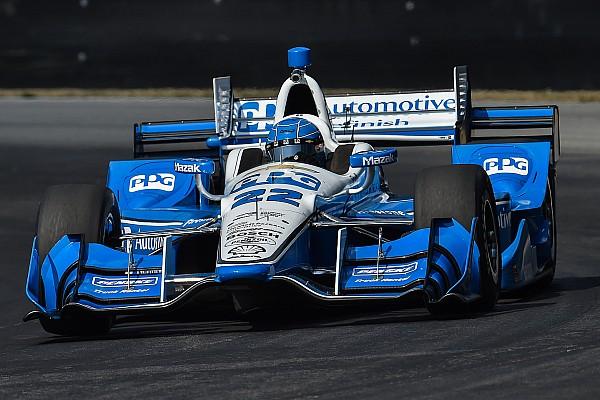 IndyCar Репортаж з кваліфікації Пажно здобуває шостий поул в сезоні
