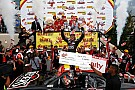 NASCAR XFINITY Erik Jones victorious at the Monster Mile