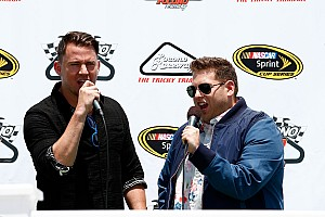 NASCAR Breaking news Channing Tatum to star in new NASCAR-themed movie