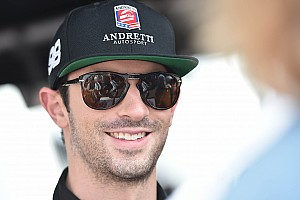 IndyCar Breaking news Rossi confirmed at Andretti-Herta Autosport for 2017