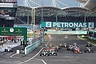 Formula 1 Malaysia considers giving up on F1 race