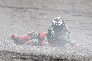 MotoGP Breaking news Bradl suffers concussion, will miss home race