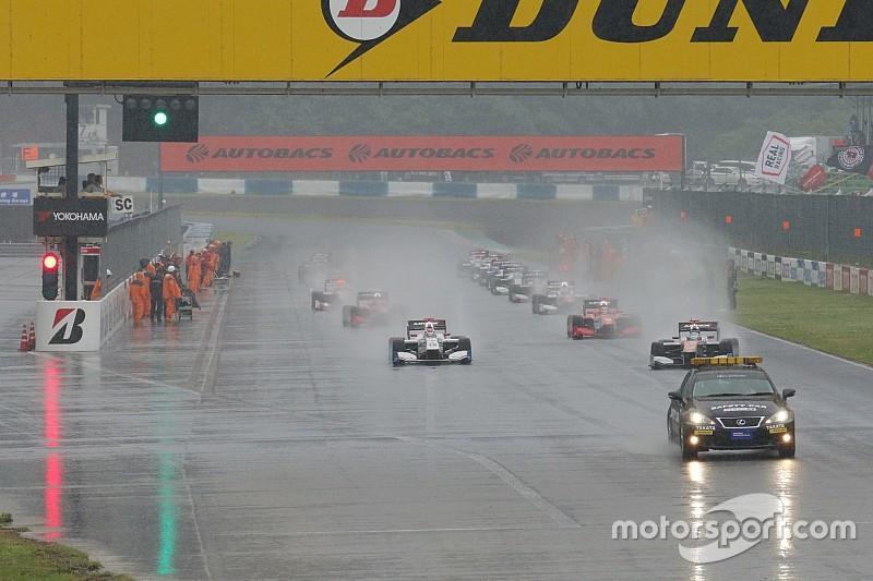 スーパーフォーミュラのオートポリス戦、岡山代替開催決定。2レース制