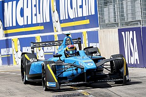 Формула E Отчет о гонке Буэми выиграл в Гонконге, ди Грасси пробился с последнего места на второе