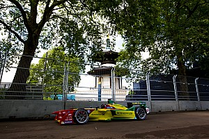Formula E Breaking news London ePrix: Second practice cancelled after power issues