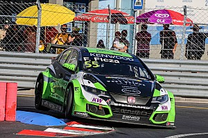 WTCC Breaking news Ficza to miss Argentina WTCC round after appendix surgery