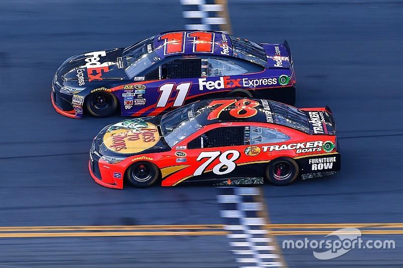 Analyse: Die Toyota-Show von Daytona
