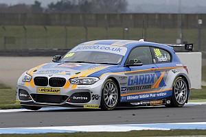 BTCC Practice report Brands Hatch BTCC: Tordoff heads Smith in second practice