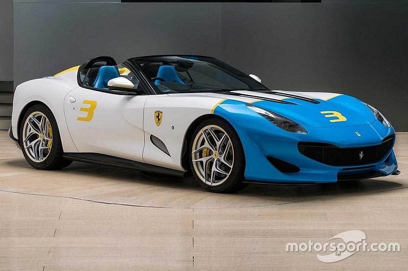 La Ferrari SP3JC fait entendre ses 780 chevaux