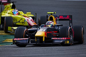 GP2 Practice report Monza GP2: Gasly and Markelov set practice pace, both suffer car problems