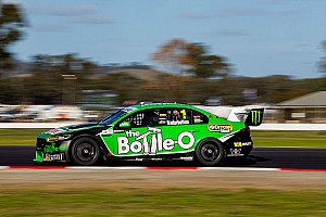 Supercars Practice report Winton V8s: Winterbottom smashes practice record