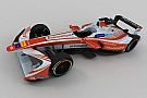 Formula E Mahindra reveals Formula E season three livery