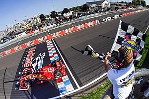 IndyCar Breaking news Dixon hails dominant weekend, donates to Wilson Children's Fund