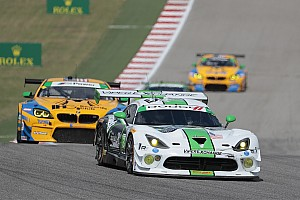 IMSA Preview Viper Exchange determined to retire Dodge Viper a winner at Petit Le Mans
