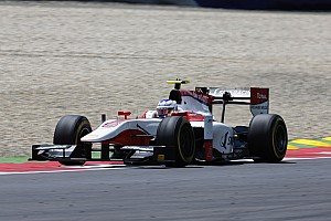 GP2 Qualifying report Red Bull Ring GP2: Sirotkin beats Giovinazzi to pole by 0.006s