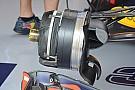 Formula 1 Bite-size tech: Red Bull RB12 modular brake duct inlet