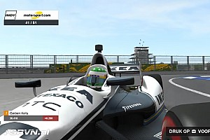 Videogames Special feature LIVE sim racing: race 2 op Sebring